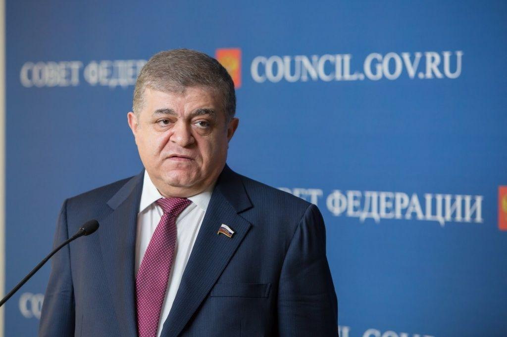 Владимир Джабаров: «Наш президент – такой человек, который никогда не будет цепляться за власть»