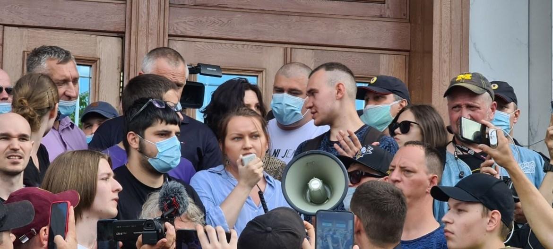 «Прощай, госслужба»: пресс-секретарь Фургала Надежда Томченко заявила об увольнении по собственному желанию