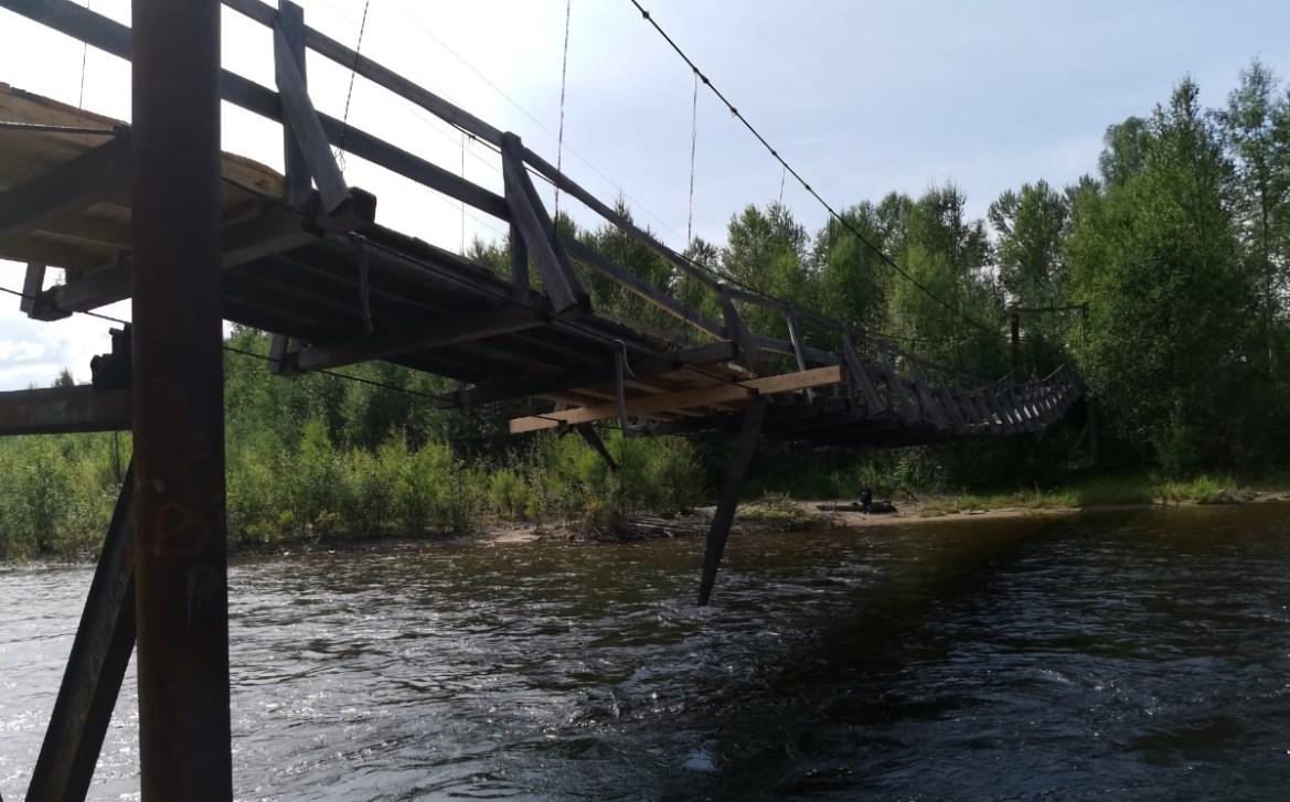 Вместо «Горько!» закричали «Мокро!»: в Чегдомыне во время свадебной фотосессии под беременной невестой рухнул мост (ВИДЕО)