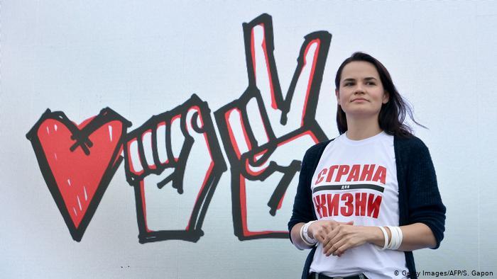 Оппонент Лукашенко на выборах Светлана Тихановская бежала из Белоруссии