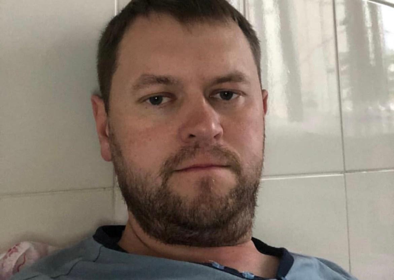 «Семь дней в реанимации дались нелегко»: Александр Головатый вышел на связь