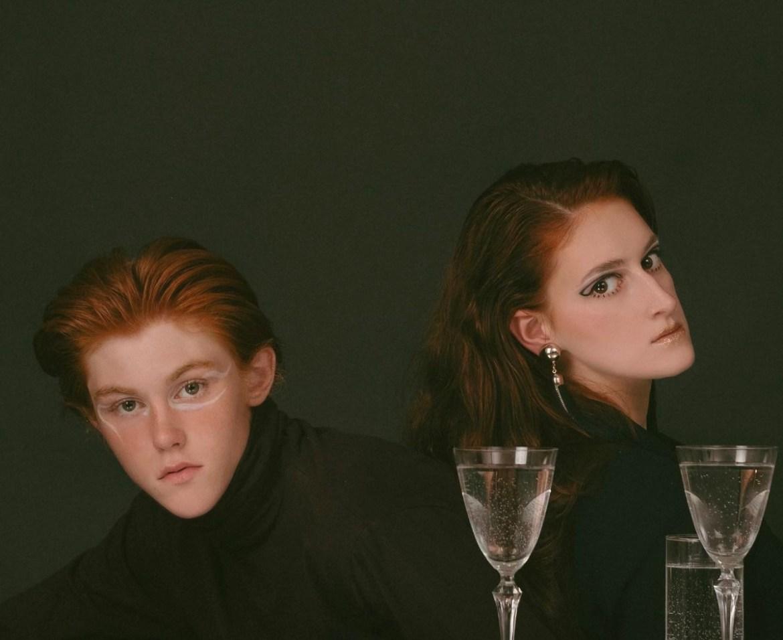 Модели из ЕАО делают первые шаги на страницы модных зарубежных журналов