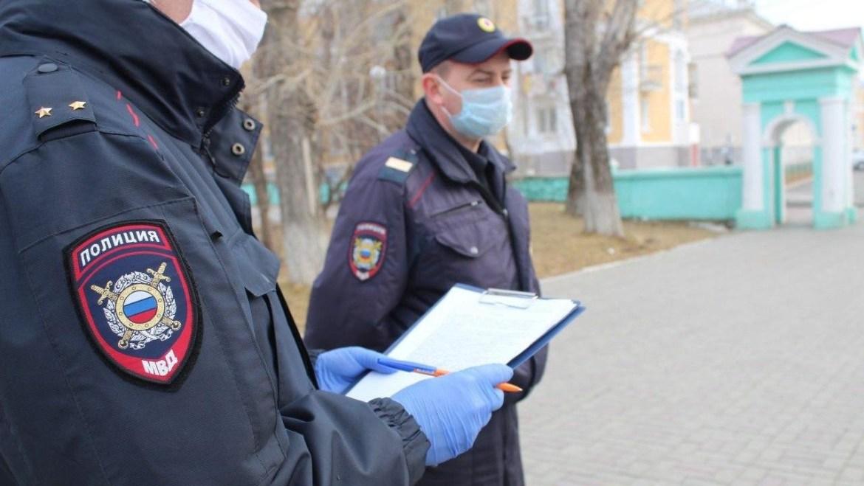 За нарушение режима повышенной готовности из-за COVID-19 в ЕАО назначено штрафов более чем на 400 тысяч рублей