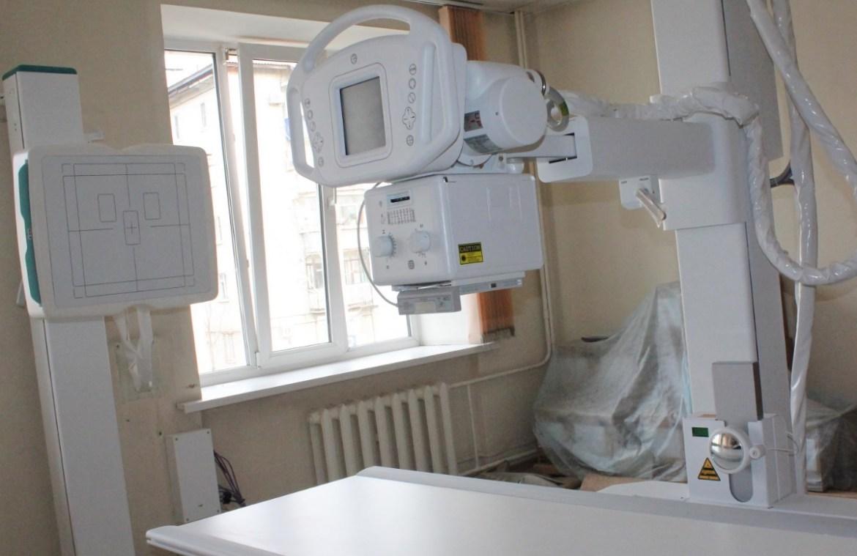 Без направления от врача рентген в областной поликлинике будет сделать невозможно