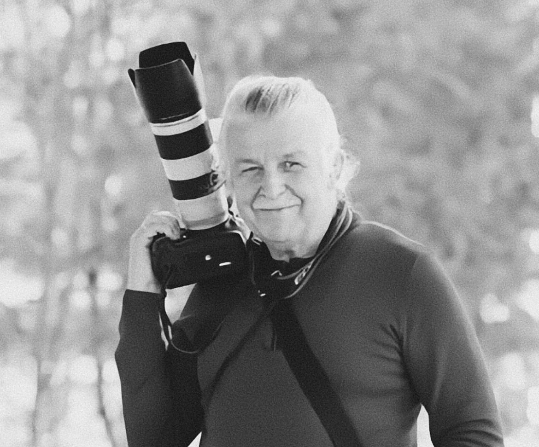 Умер биробиджанский фотограф Виктор Мишуков