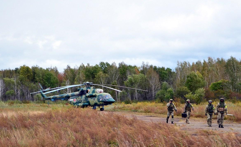 На следующей неделе в Ленинском районе ЕАО будут летать вертолеты