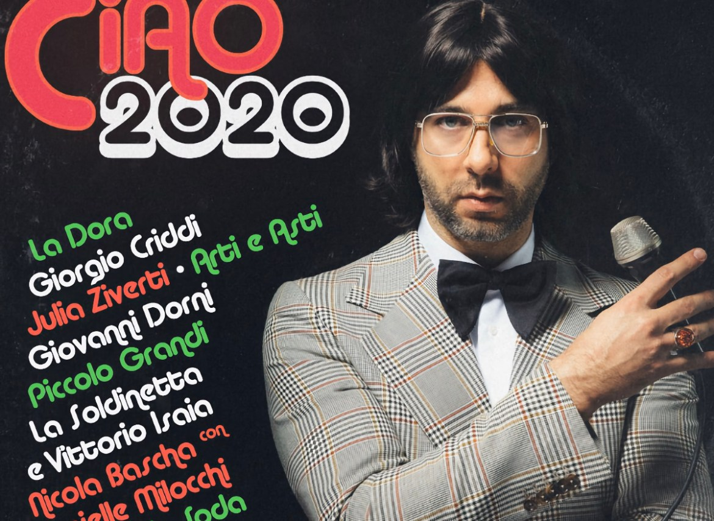 Песни из проекта Вечернего Урганта «Ciao, 2020!» появились в стриминговых сервисах