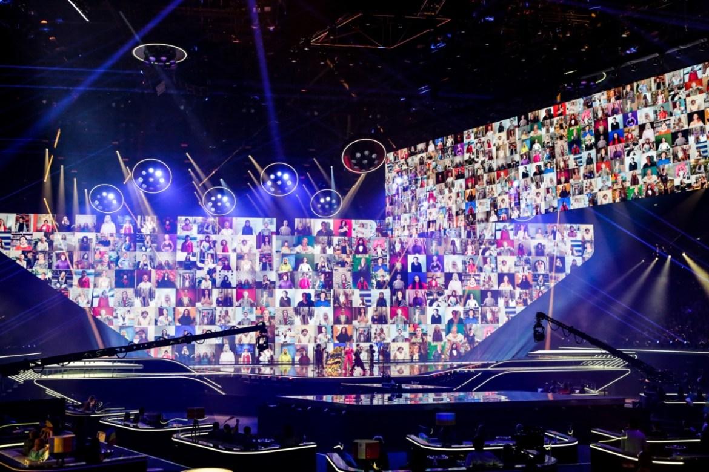 В Роттердаме стартовал финал Eurovision-2021 (Live)