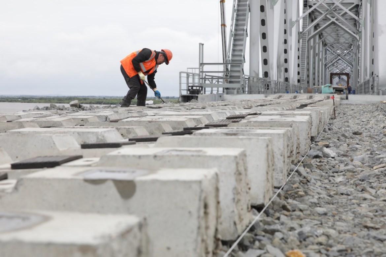 До 26 августа мост «Нижнеленинское-Тунцзян» должен быть введен в эксплуатацию