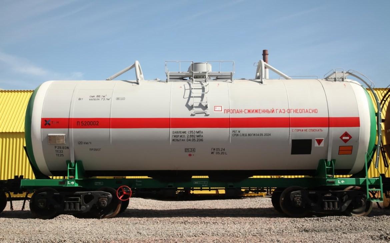 Цистерны за газом для Биробиджана отправили в Комсомольск-на-Амуре в субботу – правительство ЕАО