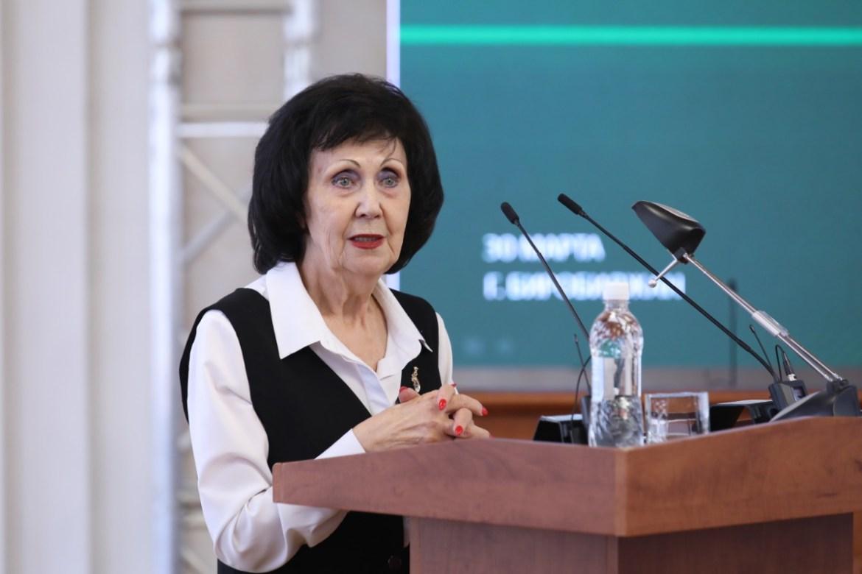 Общественница Галина Корчуганова чувствовала себя человеком во время голосования на выборах – пресс-служба правительства ЕАО