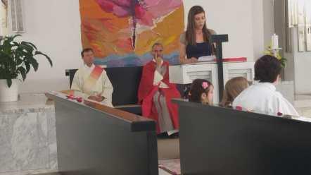 Ansprache von Obfrau Nicole