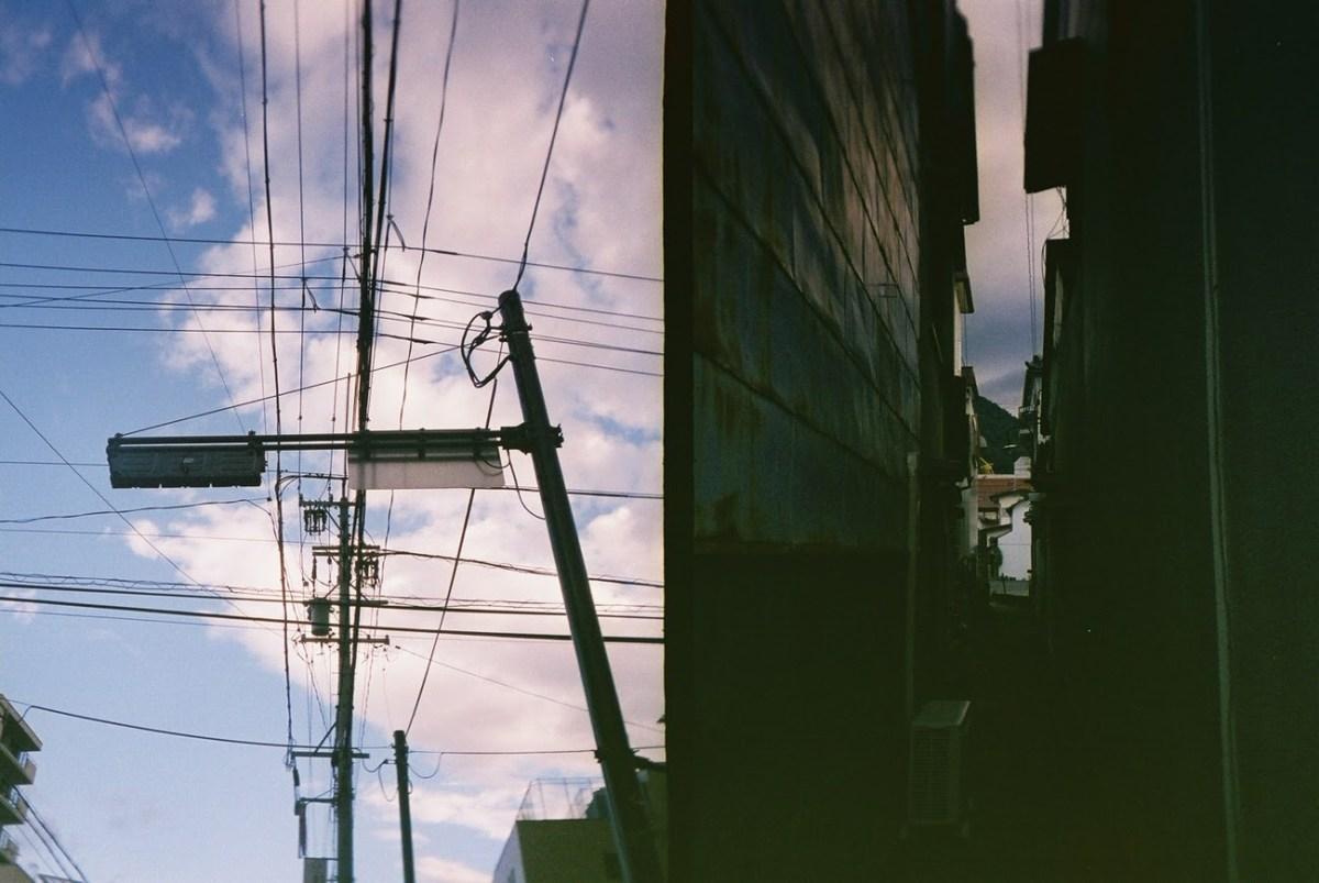ハーフカメラ作例