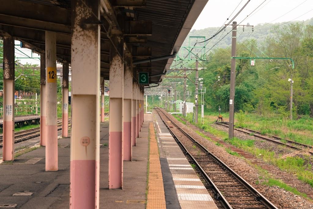 新潟県の青海川駅がとてもフォトジェニックなので写真を撮りに行きました
