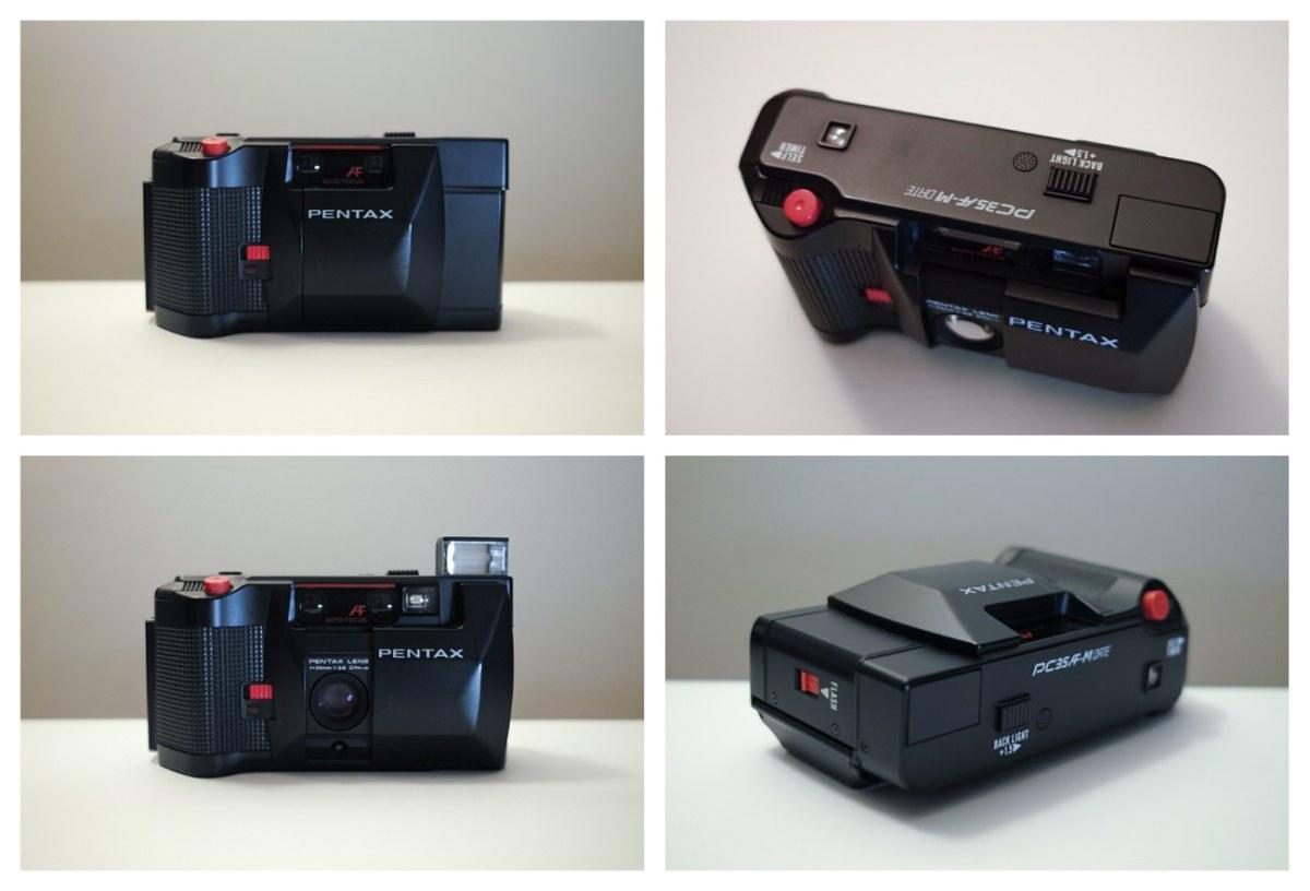 フィルムカメラ初挑戦の人にもオススメしたい、PENTAX PC35AF-M