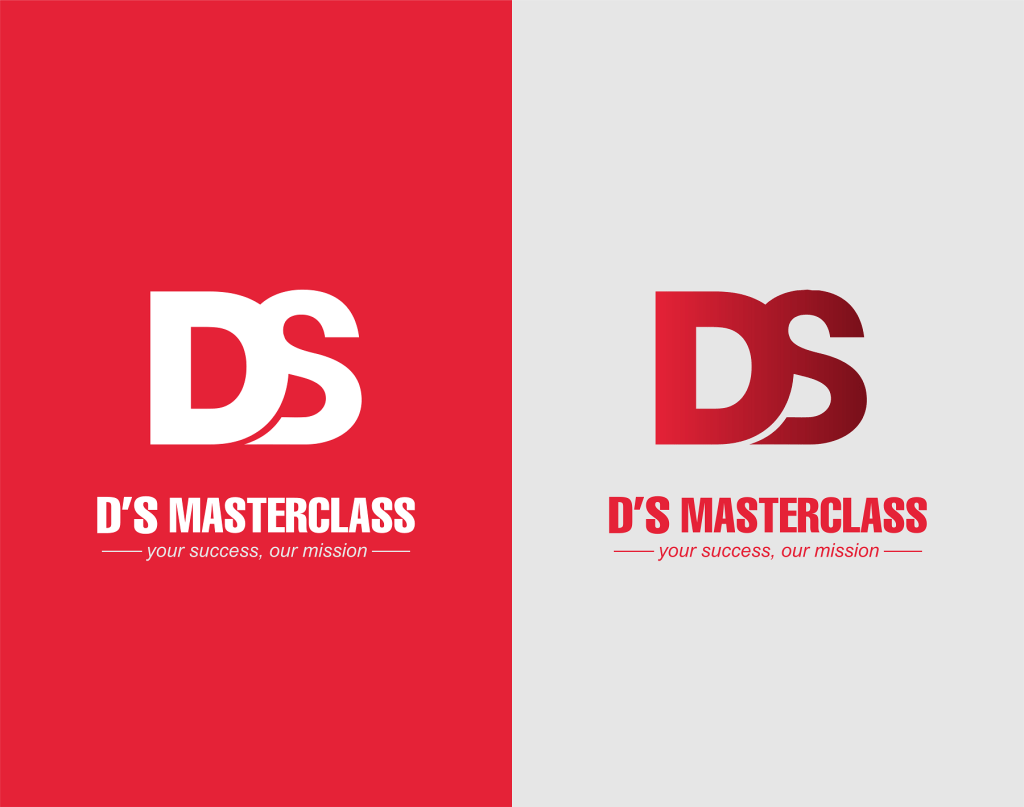 Logo Design for D's Masterclass - an IELTS preparatory agency