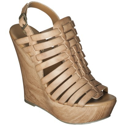 Vivien Strappy Wedge Sandals