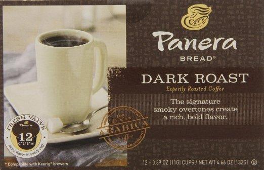 Panera Bread Dark Roast K-Cup
