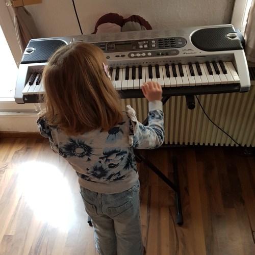 Musik, Keyboard