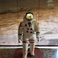 Bochum, zeis Planetarium , Astronaut