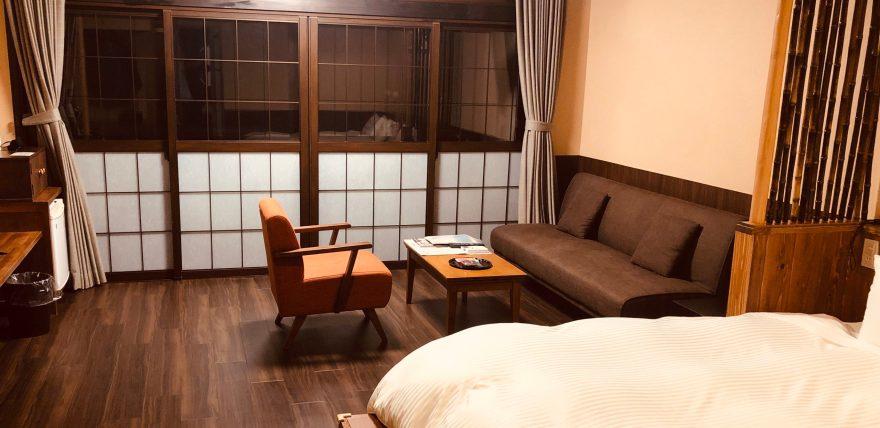 東山温泉旅館 千代滝