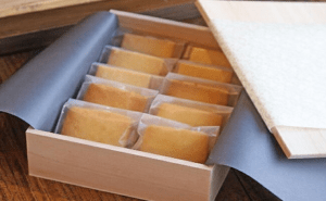 信州味噌くるみバターサンド