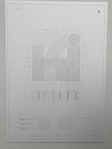 佐藤可士和展 ロゴ