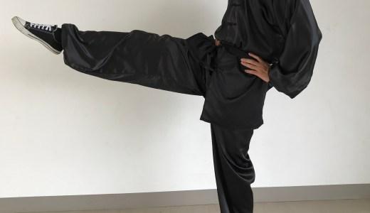 男が真っ青になる金的カンフーキック! 蹴りの基本・弾腿(腿法)