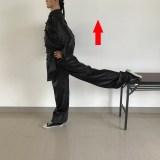 【ストレッチ】足のベーシックカンフーストレッチその3(後圧腿)