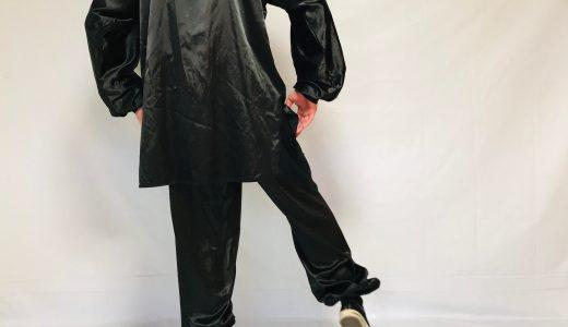 太極拳の横へ移動する脚の運び、側行歩(歩法)