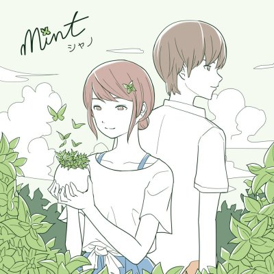 Cover Album Mint - 40mP