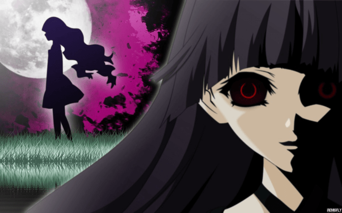 One Story, About...: Anime Review: Shiki
