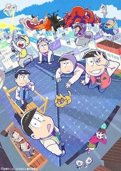 Osomatsu-san Season 3