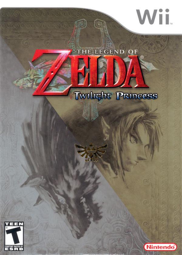 legend of zelda twilight princess box art