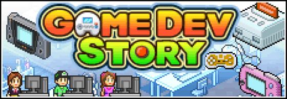 game dev story review logo