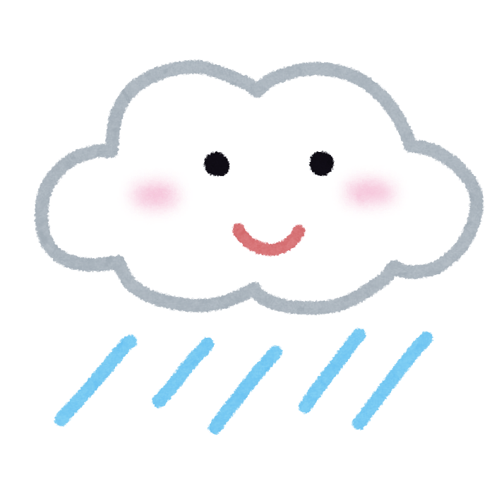 japanese weather cloud