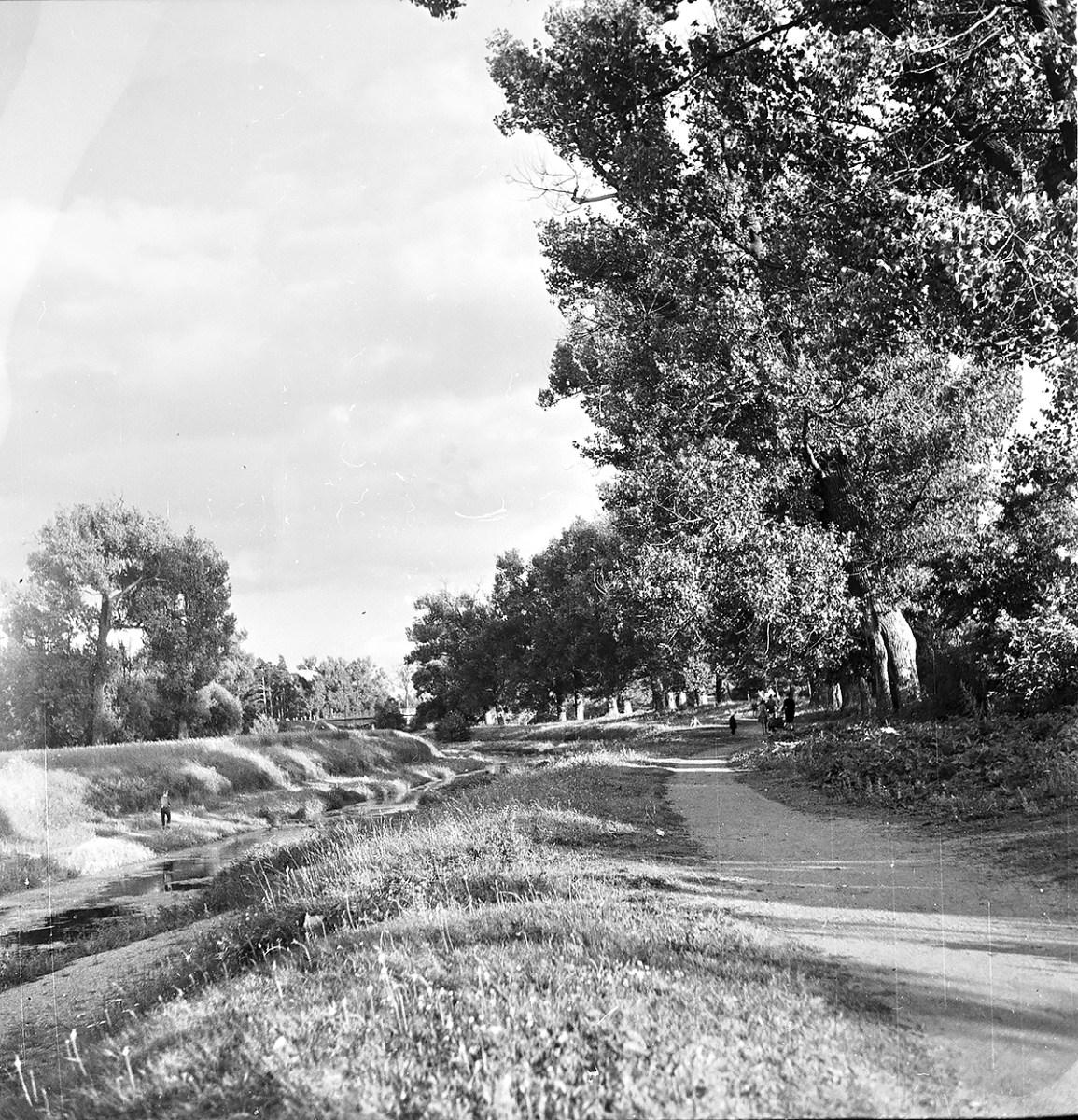 Kanał Augustowski jako element krajobrazu miasta