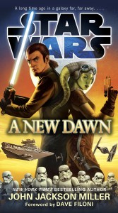 Star Wars: A New Dawn omslag