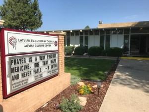 Denveras Latviešu baznīca un biedrības nams