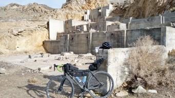 Impressive concrete remains