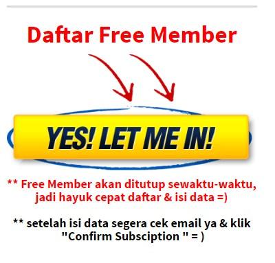 Cara Daftar Free Member Gratis di SB1M