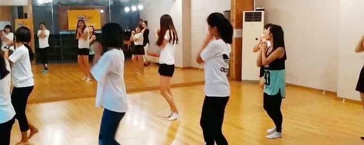kursus dance kpop di yogyakarta