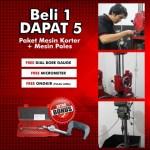 Jual Mesin Korter + Mesin Poles Di Nusa Tenggara Barat, Papua, Denpasar, Lombok, Dan Mataram 0882-1627-9660