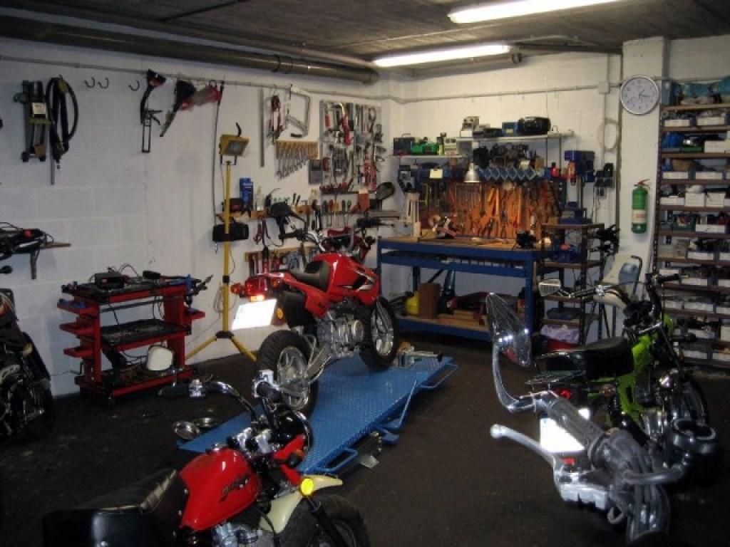 usaha bengkel sepeda motor