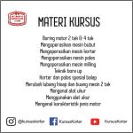 Kursus Korter Kutai Kartanegara Kalimantan Timur