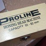 Proline head honing bisa bikin polesan kinclong, benarkah?