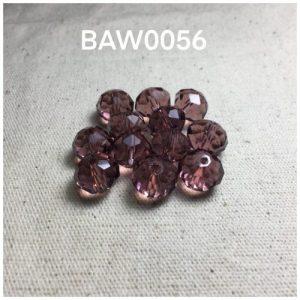 Manik kristal 10 mm