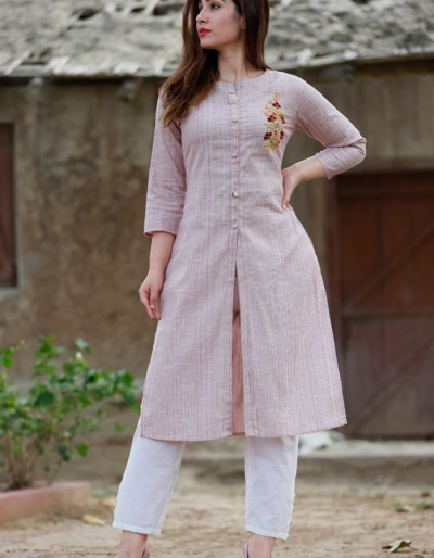 1 south cotton kurti pant