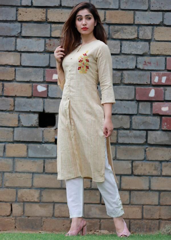 south cotton kurti pant 3