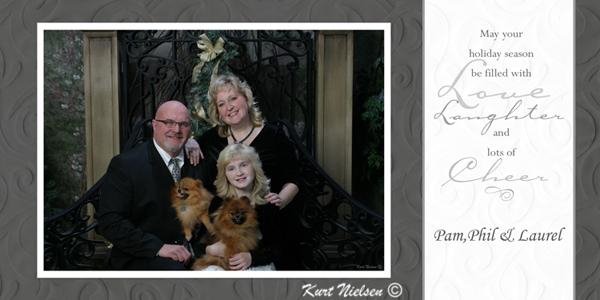 Toledo Christmas Card Photographer 01